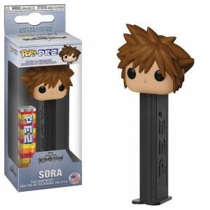 POP PEZ Kingdom Hearts Sora Dispenser