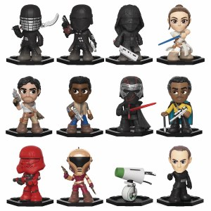 Star Wars The Rise of Skywalker Mystery Mini Blind Box Figure