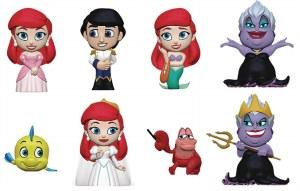 Disney The Little Mermaid Vinyl Mini Figure