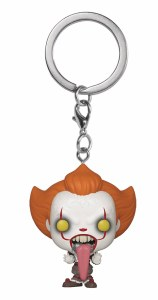 Pocket POP IT Chapter 2 Pennywise Funhouse Vinyl Keychain
