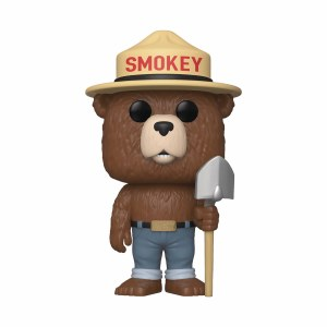 POP Ad Icons Smokey Bear Vinyl Figure