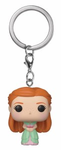Pocket POP Harry Potter Yule Ball Ginny WeasleyVinyl Keychain