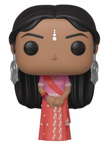 POP Harry Potter Padma Patil Yule Ball Vinyl Figure