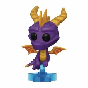POP Games Spyro the Dragon Spyro Vinyl Figure