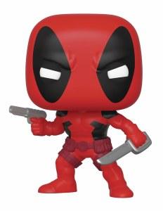 POP Marvel 80 Years Deadpool First Appearance Vinyl Figure