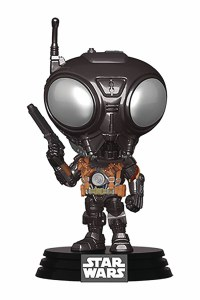 POP Star Wars The Mandalorian Q9-0 Vinyl Figure