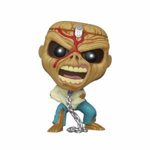 POP Rocks Iron Maiden Piece of Mind Eddie Vinyl Figure