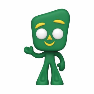 POP TV Gumby Gumby Vinyl Figure