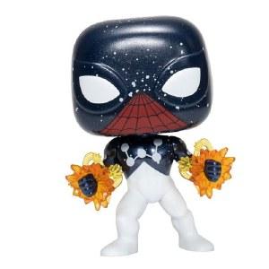 POP Marvel Spider-Man Entertainment Earth Exclusive Captain Universe