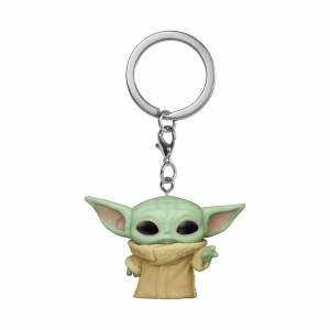 Pocket POP Star Wars The Child Vinyl Keychain
