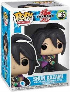 POP Animation Bakugan Shun Kazami Vinyl Figure
