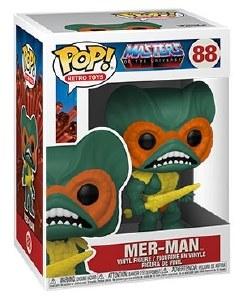 POP Masters of the Universe Mer-Man Vinyl Figure