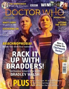 Doctor Who Magazine #531