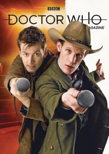 Doctor Who Magazine #560