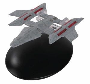 Star Trek Starships Fig Mag #166 Tamarian Deep Space Cruiser
