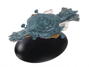Star Trek Starships Fig Mag #170 Tsunkatse Ship