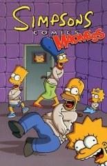 Simpsons Comic Madness