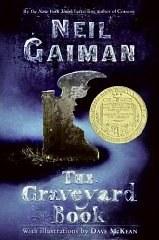 The Graveyard Book HC