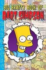 Big Bratty Book of Bart Simpson TP