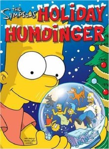 Simpsons Holiday Humdinger