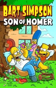 Bart Simpson Son of Homer TP