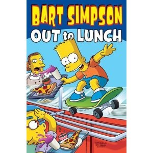 Bart Simpson Out to Lunch
