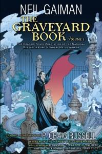 The Graveyard Book GN Vol 1