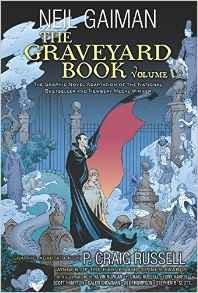 The Graveyard Book TP Vol 01