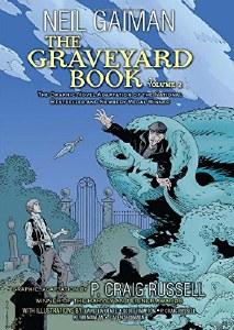 The Graveyard Book HC GN Vol.2