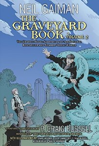 The Graveyard Book TP Vol 02
