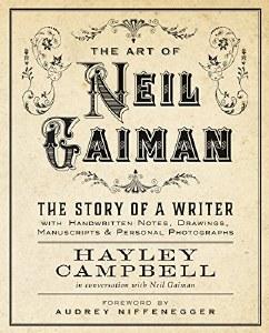 The Art of Neil Gaiman TP