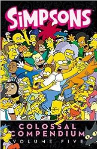 Simpsons Colossal Compendium TP Vol 05