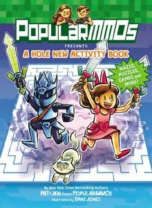 PopularMMOs Hole New World Activity Book