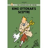 Adv of Tintin King Ottokars Sceptre