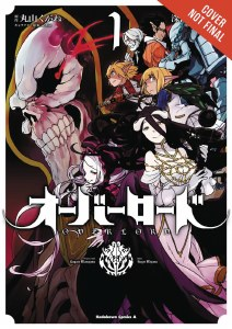 Overlord TP Vol 01