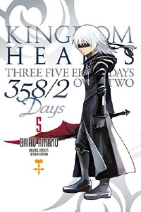 Kingdom Hearts 358 2 Days Vol 05