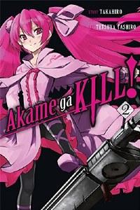 Akame ga Kill Volume 02