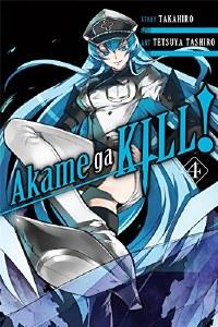 Akame ga Kill Volume 04