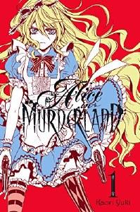 Alice in Muderland Vol 01