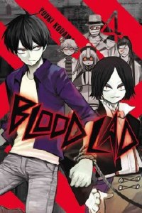 Blood Lad Vol 04