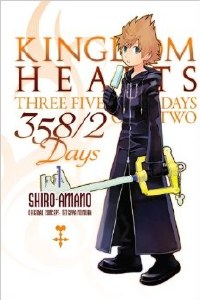 Kingdom Hearts 358 2 Days Vol 01