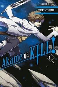 Akame ga Kill Volume 11