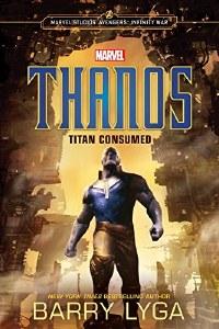 Avengers Infinity War Thanos Titan Consumed HC