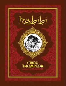 Habibi Graphic Novel