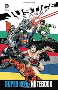 Justcie League Super Hero Notebook