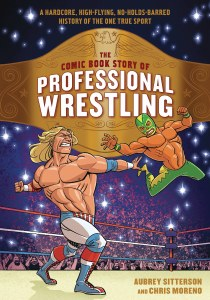Comic Book Story Of Professional Wrestling TP