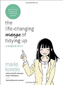Life-Changing Manga of Tidying Up