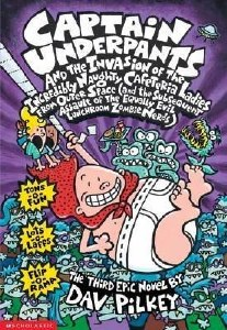 Captain Underpants Vol 3