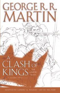 Clash of Kings GN Vol 02