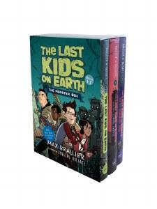 Last Kids on Earth Monster Box Set